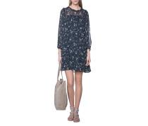 Mini-Kleid mit Sterne-Muster