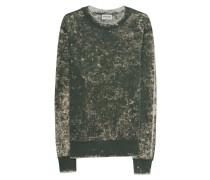 Sweater im Destroyed-Look