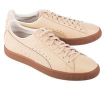 Cleane Glattleder-Sneakers