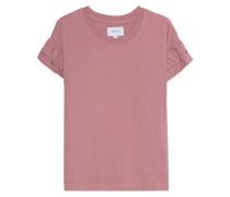 T-Shirt mit Volantärmeln