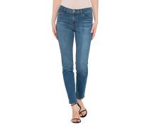 Schlichte Skinny-Jeans