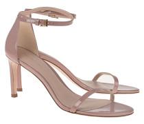 Lackleder-Heels