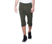 Baumwoll-Jogging-Shorts