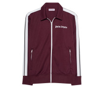 Sportive Jacke mit Streifen