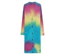 Regenbogen-farbiger Cardigan