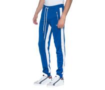 Trackpants mit Streifen