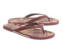Sandalen mit Kork-Fußbett