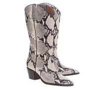 Leder-Boots im Western-Stil