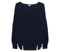 Oversize Woll-Kaschmir Pullover
