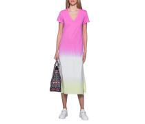 T-Shirt-Kleid im Batik-Design