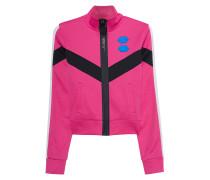 Sportive Jacke mit Zipper