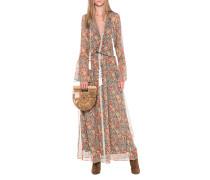 Florales Maxi-Kleid