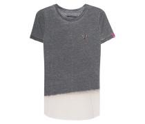 T-Shirt im Ombré-Look