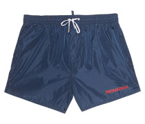 Badehose im cleanen Look  // Surf Edition Navy