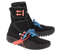 High-Top Sneaker mit Klettverschluss