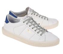 Glattleder-Sneaker
