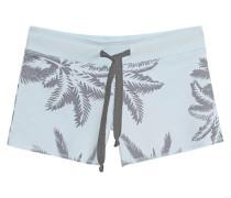 Gemusterte Sweat-Shorts