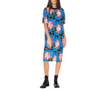 Kleid im floralen Muster