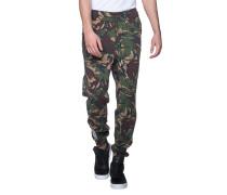 Jogginghose im Camouflage-Style