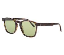 Sonnenbrille in Horn-Optik