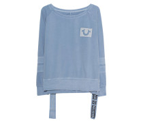 Washed-out Pullover