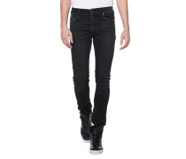 Slim-Fit Washed Out Jeans