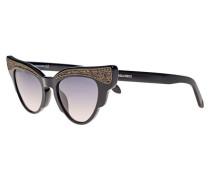 Sonnenbrille im Butterfly-Stil
