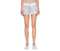 Shorts mit Sternen-Print