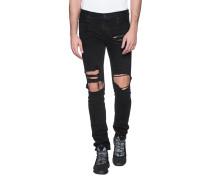 Distressed Slim-Fit-Jeans