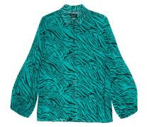 Bluse im Zebra-Design