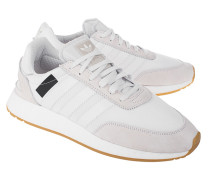 Flache Textil-Sneaker