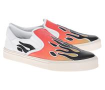 Slip-On-Leder-Sneaker