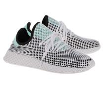 Sneaker in Netz-Optik