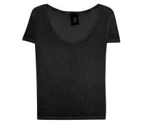 Meliertes T-Shirt