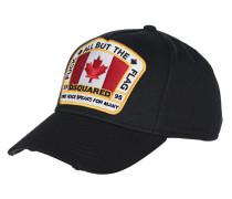 Cap mit Logo-Stickerei
