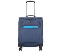 Madeira 4-Rollen Trolley blau