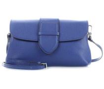 Adria Schultertasche blau