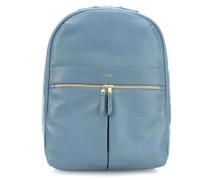 Mayfair Luxe Beaux Laptop-Rucksack 14″ blaugrau