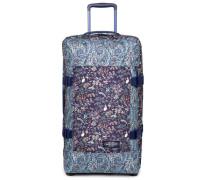 Tranverz L Rollenreisetasche violett 79