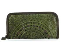 Echinacea Geldbörse grün