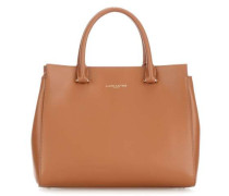 Smooth Or Isa Handtasche camel