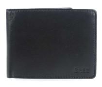 Pocket NEW 114 Geldbörse schwarz