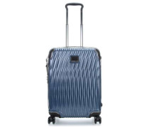 Latitude Slim 4-Rollen Trolley navy 55 cm