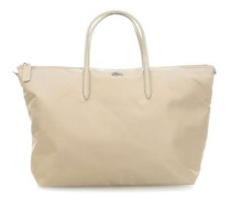 L1212 Nylon Shopper beige