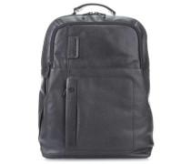 Pulse Plus Laptop-Rucksack 15″ schwarz
