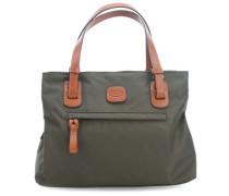 X-Bag Handtasche olivgrün