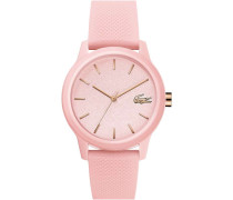 12.12 Quarzuhr pink
