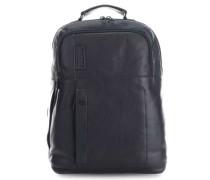Pulse Plus Laptop-Rucksack 15.6″ dunkelblau