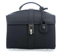 Suzanne Ecoleather Smooth Handtasche schwarz