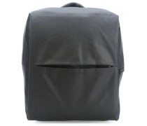 Coated Canvas Rhine Laptop-Rucksack 14″ schwarz